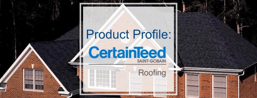 Product Profile- Certainteed
