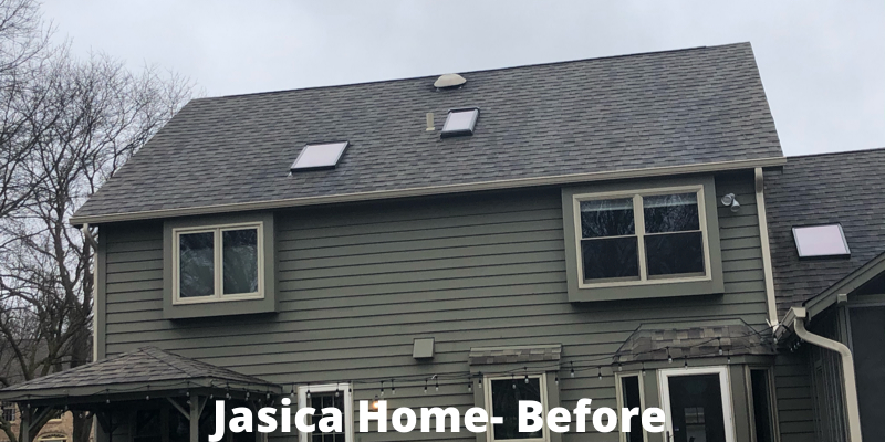 Naperville Roof Replacement